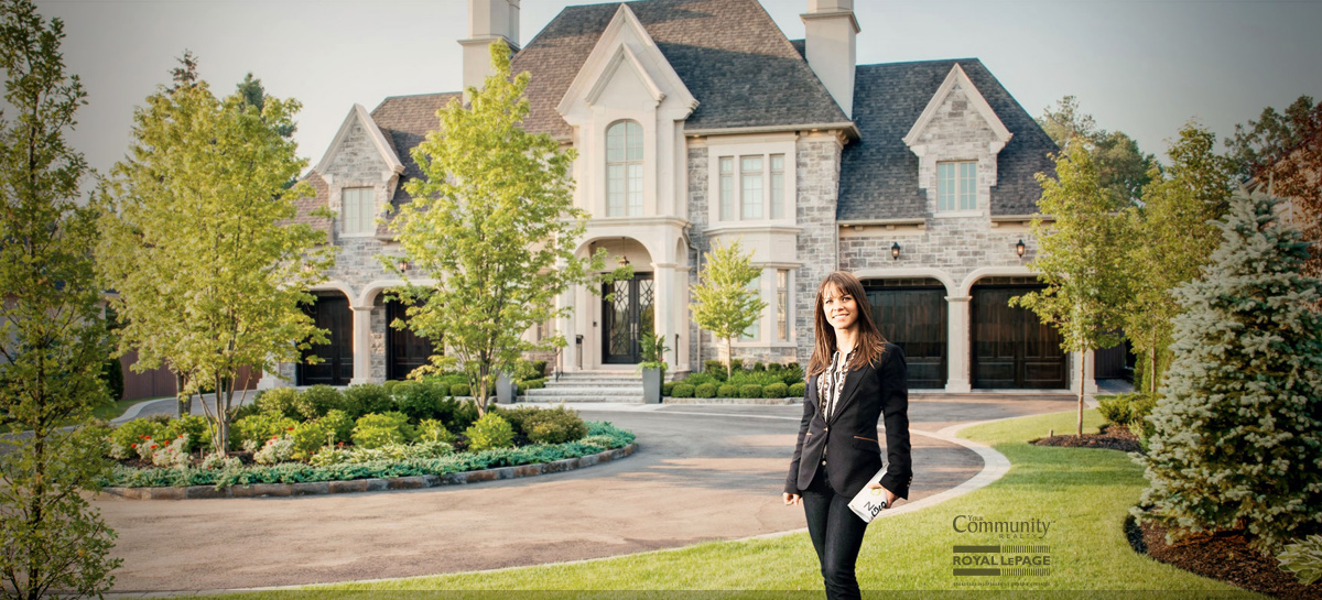 Andrea Hanak, luxury Toronto real estate