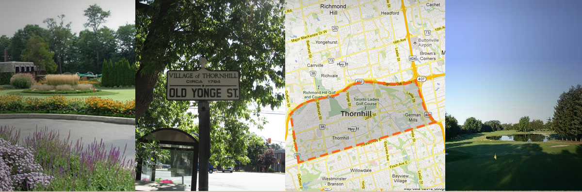 Thornhill, Toronto neighbourhood